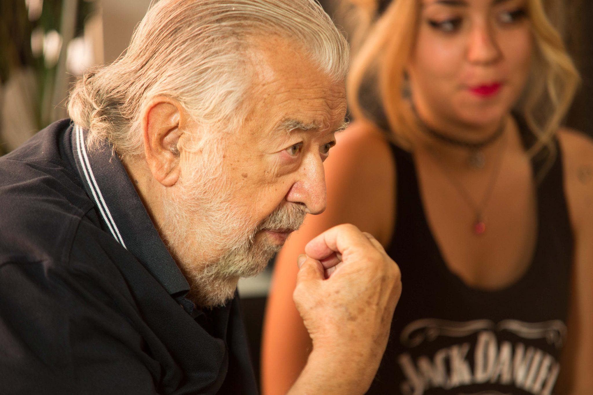 Il Maestro Pupi Avati incontra gli allievi di Accademia Artisti