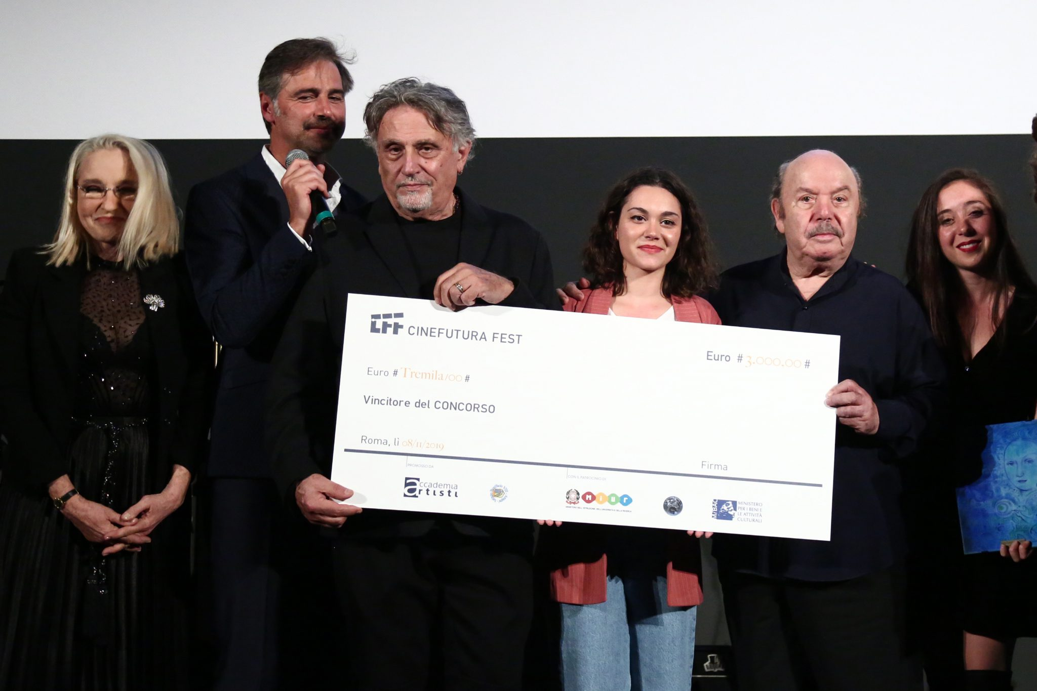 Il futuro del Cinema è al Cinefutura Fest: giovani e grandi star alla prima edizione del Festival